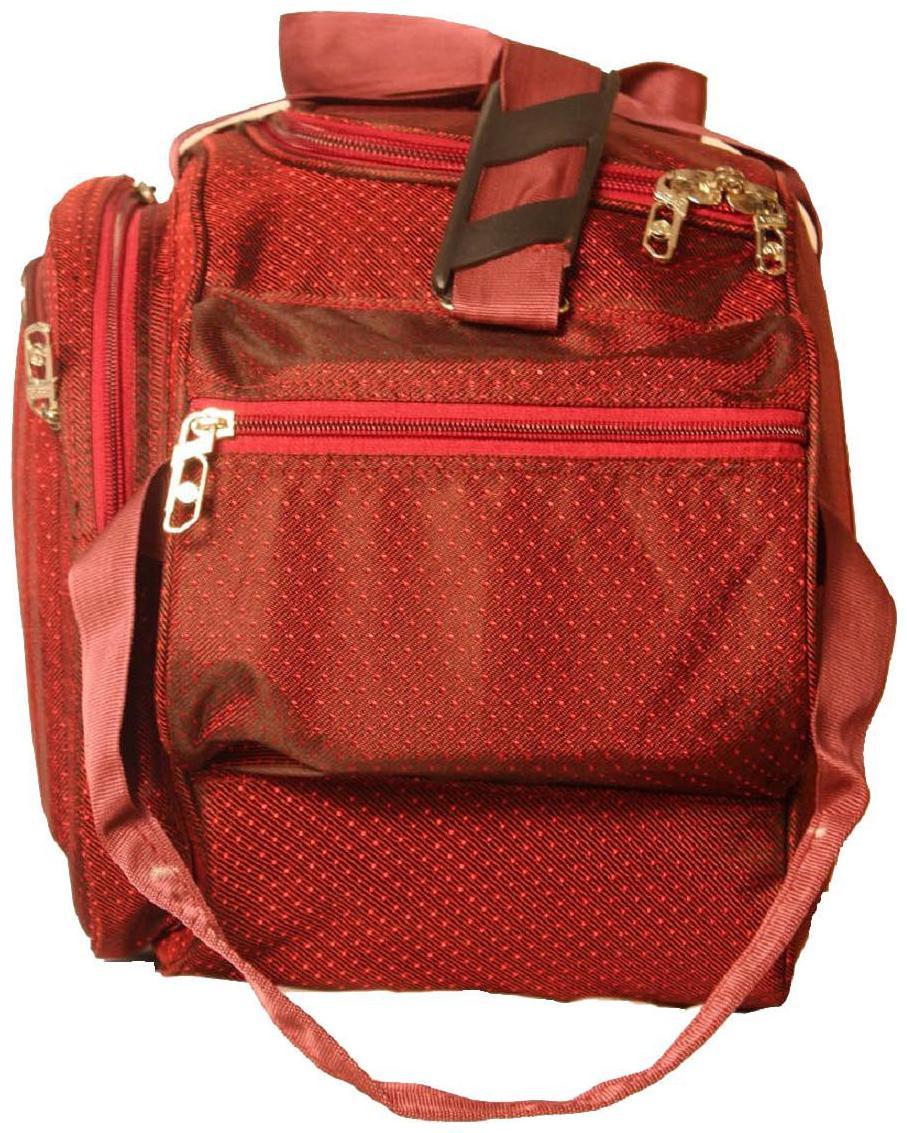 Vidhi Gym Bag Maroon by Generation X Bags Online