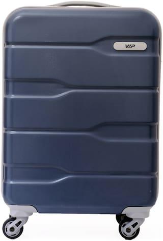 VIP Argo Cabin Size Hard Luggage Bag ( Blue , 4 Wheels )