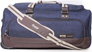 VIP Polyester Men Duffle bag - Blue
