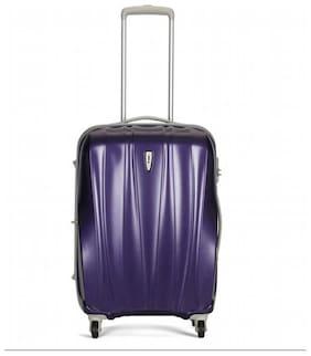 VIP Large Size Hard Luggage Bag - Purple , 4 Wheels