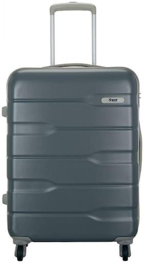 VIP Medium Size Hard Luggage Bag - Grey , 4 Wheels