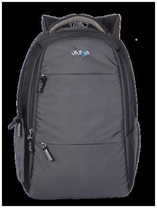 Viviza VO-04 Small (Upto 17 inches) Waterproof Laptop Backpack - Grey