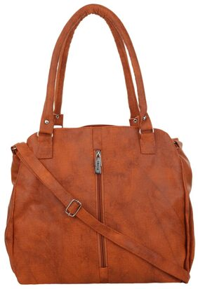 Vogue Street Girls Tan Sholuder / Sling bag