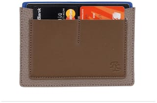 Walletsnbags Cut Edge Slim Passport Sleeve