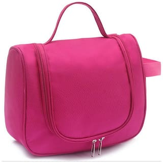 Waterproof Multifunction Travel Hanging Bag Beauty Make Up Toiletry Wash Bag Zipper Cosmetic Case Organiser Party, Picnic Easy Carrying