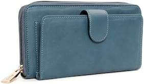 Solid Wallets ( Blue )
