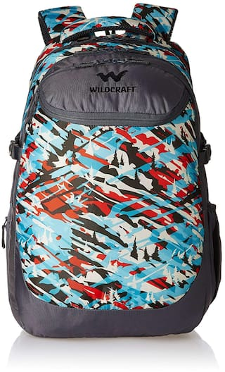 Buy Wildcraft WC CAMO 5 TUR School bag Online at Low Prices in India ... e31d09d97a094