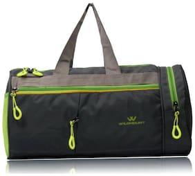 Wildmount Polyester Men Gym bag - Grey