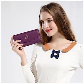 Women Long Wallet Cute Elegant Purse
