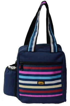 Yark Blue Lunch Bag