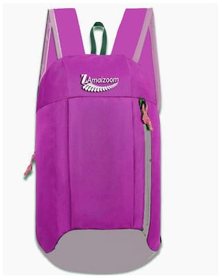 ZAmaizoom Hiking Bag Purple