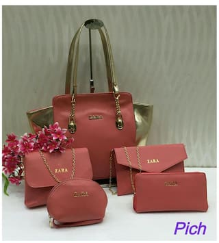 e50856ddf46 Buy ZARA LADIES BAGS Online at Low Prices in India - Paytmmall.com