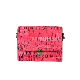 Zoe Makhoa Women Solid Canvas - Clutch Pink