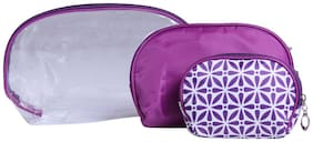 Zornna Women's Purple Pouch