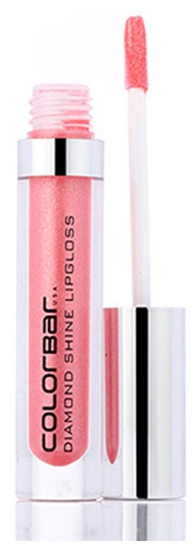 Colorbar Diamond Shine Lipgloss Irish Pink - 003