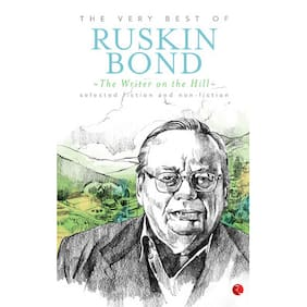 Writer on the Hill The:The Very Best of Ruskin Bond
