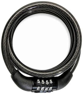 Branded Heavy Duty Multi-Purpose Chain Cable Number Lock