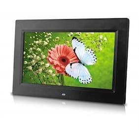 10 inch Digital Photo Frame w/Hi-Resolution Screen. Use Your SD Card or USB Dri