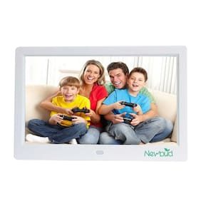 "10"" LCD Wide Screen Digital 2000 Photos Display Frame Support Tf Sd/Sdhc/Usb"