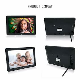 12''High-definition Ultra-thin With Motion Sensor Digital Photo Frame 8G SD card