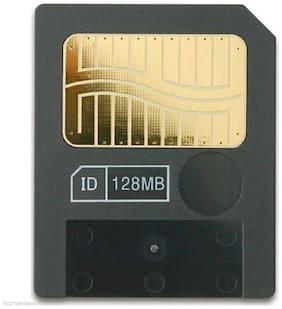 128 MB MEG SMART MEDIA SM MEMORY CARD OLYMPUS CAMEDIA C-120 D-380 220Z 4000Z R4