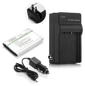 1x NP-20 Battery + Charger for Casio Exilim EX-Z60 EX-Z70 EX-Z75 EX-Z77 EX-S600