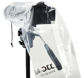 (2 Packs) JJC WATERPROOF RAIN COVER PROTECTOR for Nikon D5200 D5300 D5500 D5600