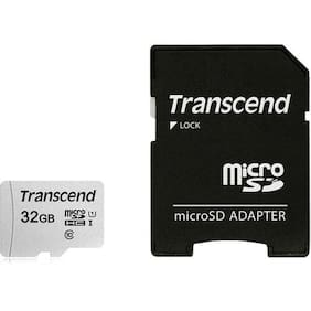 32GB MicroSD HC Memory Card + Adapter for Polaroid Snap Instant Digital Camera