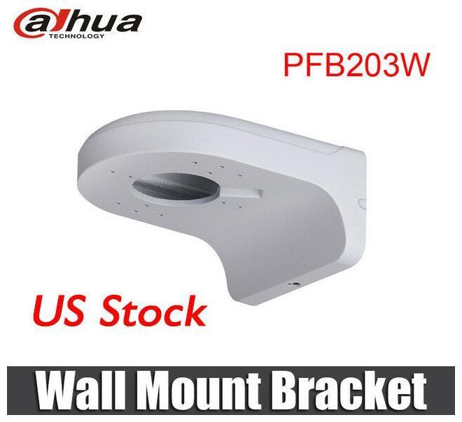 8Pcs DAHUA PFB203W DOME WALL MOUNT FOR IP/& HD-CVI CAMERA FIT WITH HDBW/& HDW DOME