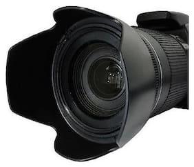 58mm Hard Tulip Shaped Lens Hood For Canon 18-55, 75-300, 70-300, 55-250