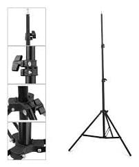 7 Feet Long Leg Stand Tripod for Shooting, Photoshoot, Video Recording