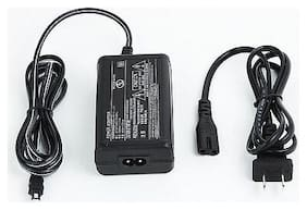 AC/DC Battery Power Charger Adapter For Sony Camcorder AC-L200 A AC-L200B L200C