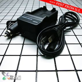AC Wall Car Battery Charger for Olympus LI-50B Stylus 1010 1020 1030 9000 VH-515