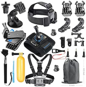 Action Pro 18-in-1 Accessory Kit for GoPro Hero