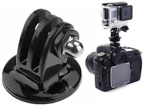 Action Pro 1 x Black Tripod Mount Adapter for Gopro Hero