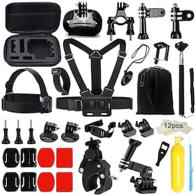 Action Pro 43-in-1 Action Camera Accessories Bundle Kit for Gopro Hero