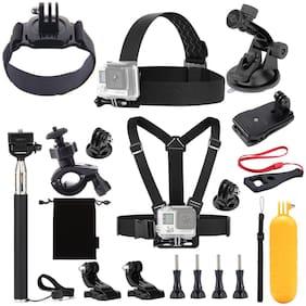 Action Pro Accessories Kit for AKASO EK5000 EK7000 4K WIFI Action Camera Gopro Hero