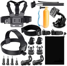 Action Pro Accessories Kit for GoPro 7 6 Hero