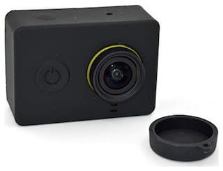 Action Pro BLACK Xiaomi Yi Action Camera Cover Protecter for Xiaoyi Camera Accessories