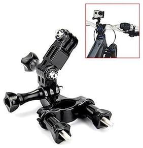 Action Pro Bike Handlebar / Seatpost Clamp with Three-way Adjustable Pivot Arm, for Gopro Hero