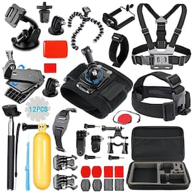 Action Pro Sports Action Camera Accessory Kit for GoPro Hero
