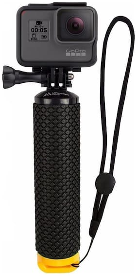 Action Pro Waterproof Floating Hand Grip compatible with GoPro