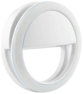 Afrodive Portable Selfie Led Light Ring Flash Night Light For Smartphones, Tablets, Ipad