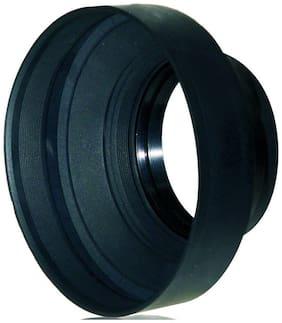 Agfa 55mm Heavy Duty Rubber Lens Hood - APSLH55