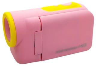 ARROHA ARO-HANDICAM-11 Camcorder ( Pink )