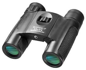 Barska 10x25 Blackhawk Waterproof Binocular with BAK4 Roof Prism, AB11844