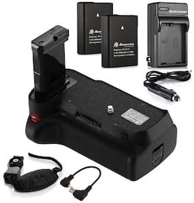 Powerextra Nikon d3100 d3200 d3300 d5300 battery grip Battery Grip
