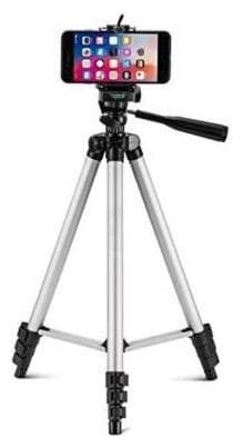 Bazaartrick TRI-3110 Tripod Stand for Mobile, GoPro & DSLR Camera