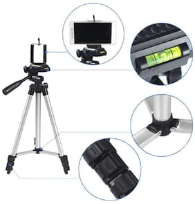 Benison India Tripod for Camera convenient all in one phone bracket video camera 3110