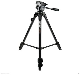 Benro T-600EX Tripod (Black,Supports Up to 3000 g)